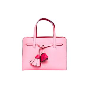 Pink leather handbag front view product photo Product Photographers Commercial Photographers Midrand Johannesburg South Africa
