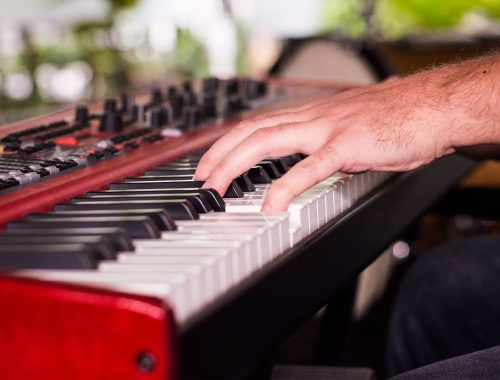 Keyboard player event photography Alter Image Digital Media Corporate and private event photographers Midrand Johannesburg South Africa