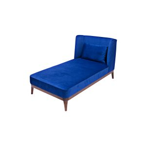 Blue day bed angle view product photo Product Photographers Commercial Photographers Midrand Johannesburg South Africa