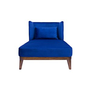 Blue day bed front view product photo Product Photographers Commercial Photographers Midrand Johannesburg South Africa