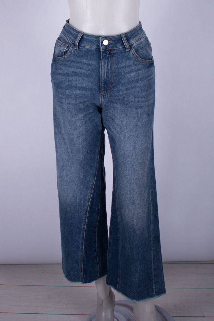 Blue ladies jeans ghost mannequin unedited Product Photographers Commercial Photographers Midrand Johannesburg South Africa